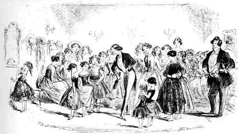 Characters In Charles Dickensu0027 Bleak House By Group