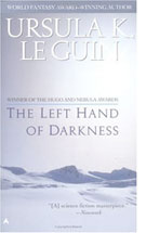 Book cover for Left Hand of Darkness
