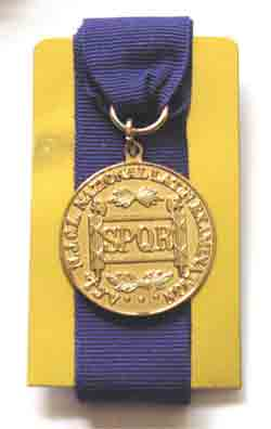 photo of award ribbon