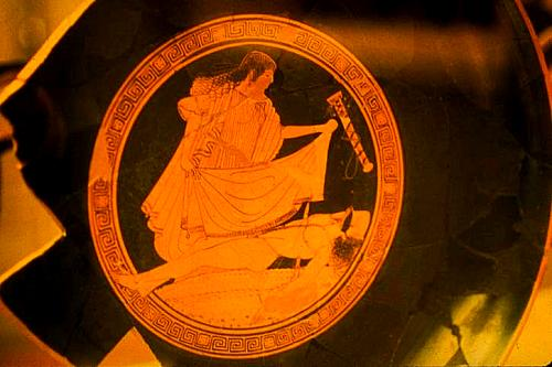 an analysis of the topic of the clytemnestras role in agamemnon Gender roles in the oresteia (agamemnon,libation bearers ,the eumenides) - term paper example.